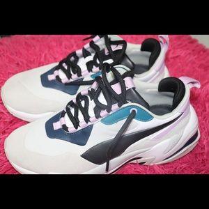 Women's PUMA THUNDER RIVE DROITE casual shoes 👟!